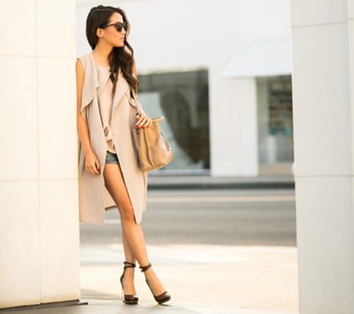 Quý cô gốc Việt cao 1m55 nhưng mặc đẹp như người mẫu 1m7 - ảnh 9
