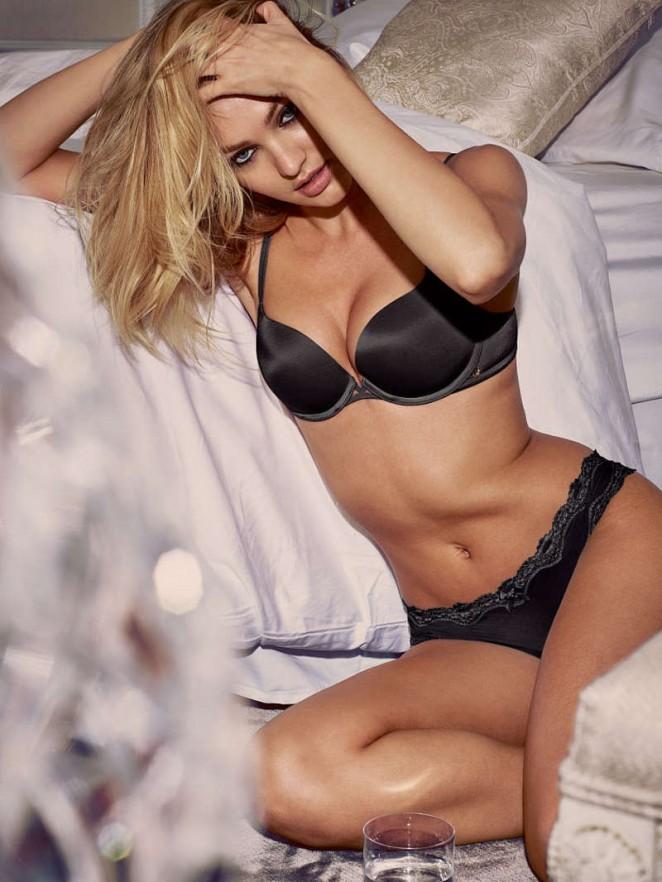 Khó rời mắt khỏi 'thiên thần nội y' nóng bỏng Candice Swanepoel - ảnh 24