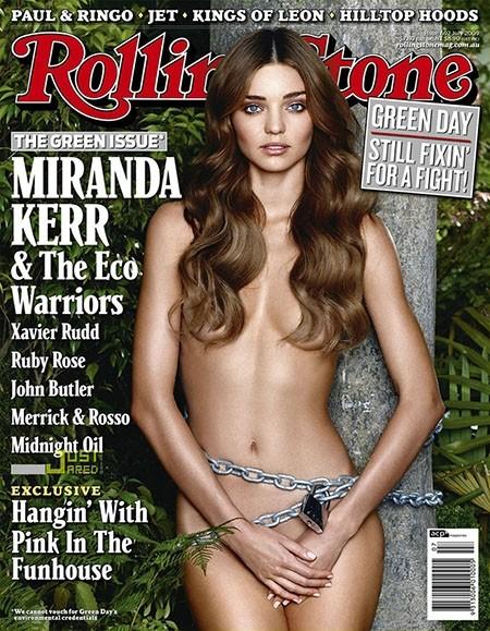 Miranda Kerr lại gây 'sốc' khi khoe thân táo bạo - ảnh 7