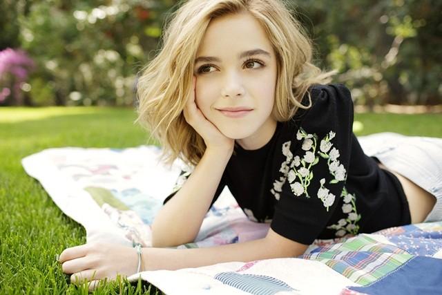 Gout thời trang 'nhìn là mê' của nữ diễn viên 16 tuổi - ảnh 8