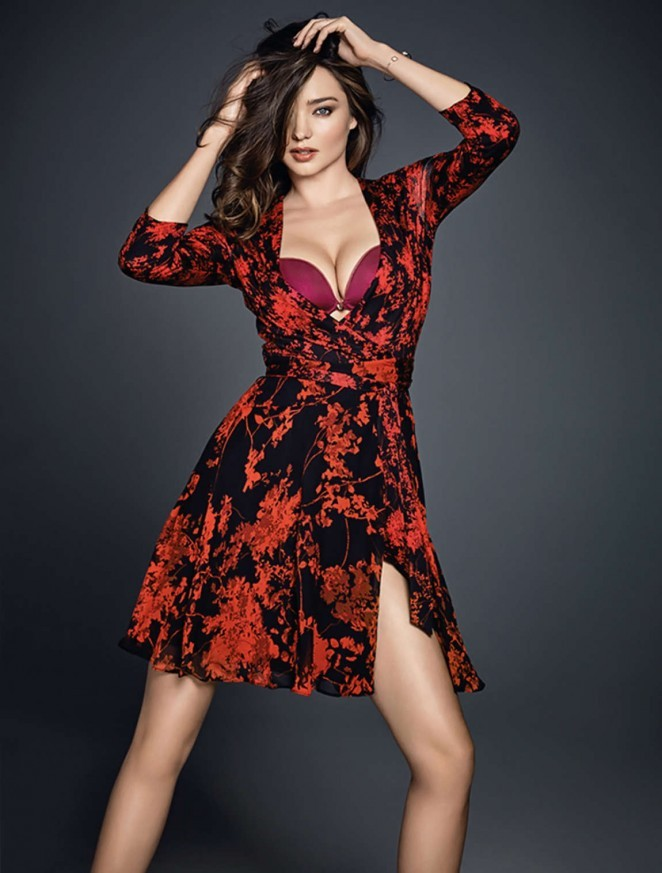 Say đắm ngắm nhan sắc quyến rũ của Miranda Kerr  - ảnh 2