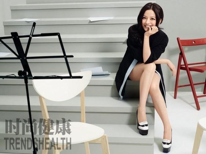 Triệu Vy làm đạo diễn phim hoạt hình 'Hoàn Châu Cách Cách' - ảnh 1