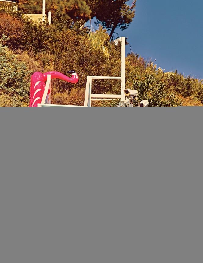 Selena Gomez diện bikini cực 'ngầu' - ảnh 6