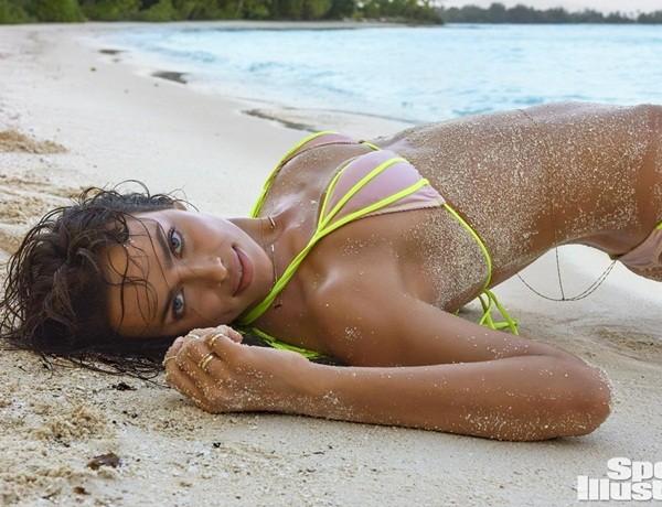Irina Shayk: 10 năm làm mẫu cho tạp chí áo tắm Sports Illustrated - ảnh 7