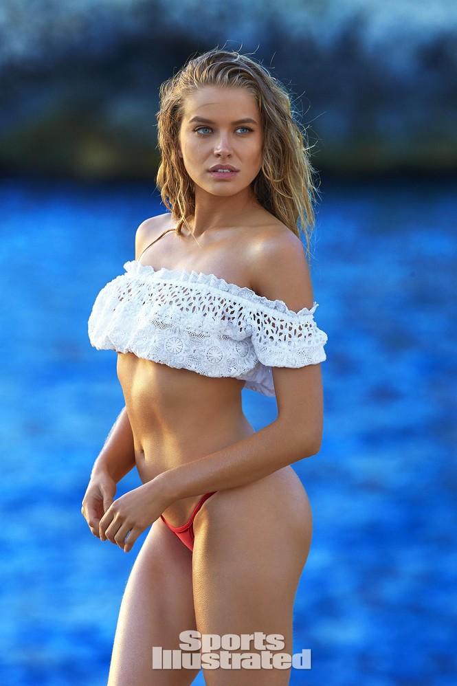 Vẻ đẹp gây xao xuyến của nàng mẫu Nga - ảnh 4