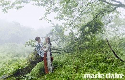 Người đẹp 'Vườn sao băng' đắm say bên chồng sắp cưới - ảnh 6