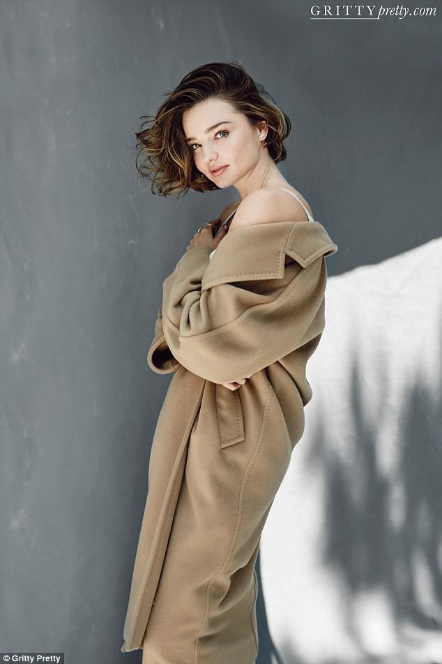 Miranda Kerr đẹp không tì vết  - ảnh 1