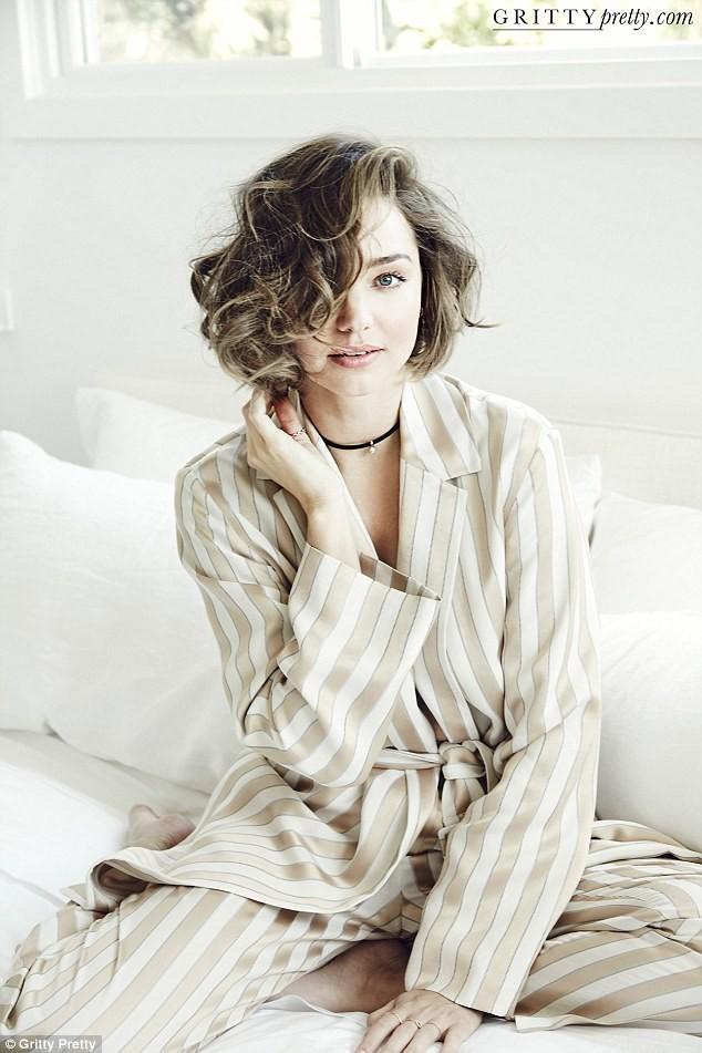 Miranda Kerr đẹp không tì vết  - ảnh 3