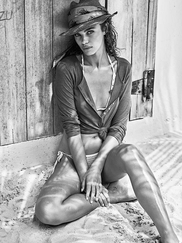 Jena Goldsack - 'Chân dài' đầy triển vọng của làng thời trang - ảnh 3