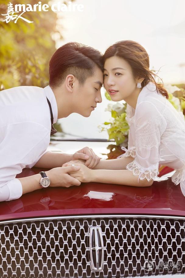 'Tiểu Long Nữ' Trần Nghiên Hy và bạn trai ngọt ngào tình tứ  - ảnh 1