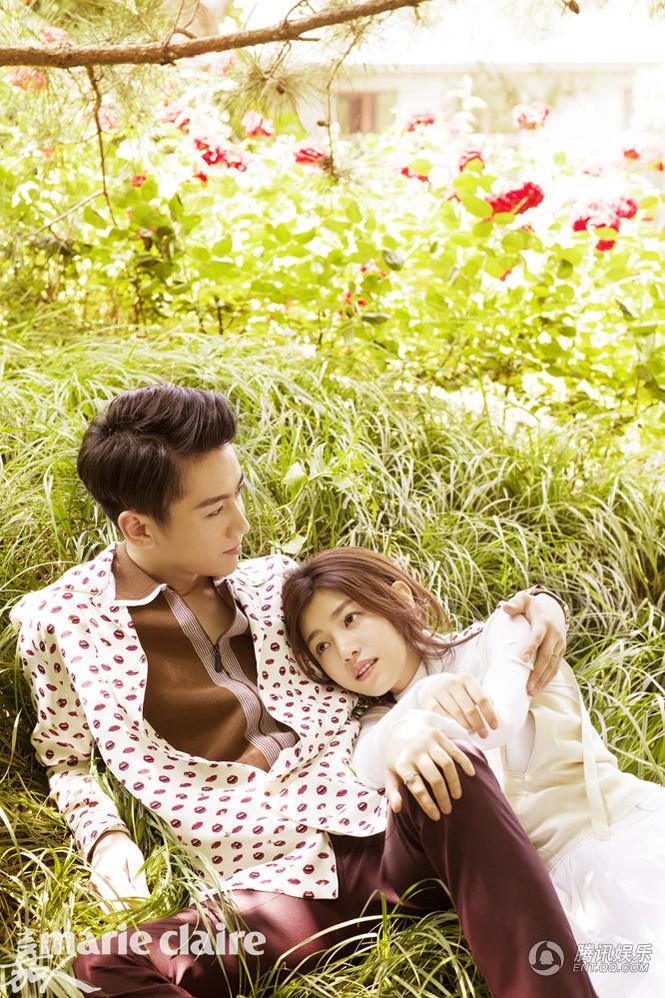 'Tiểu Long Nữ' Trần Nghiên Hy và bạn trai ngọt ngào tình tứ  - ảnh 2