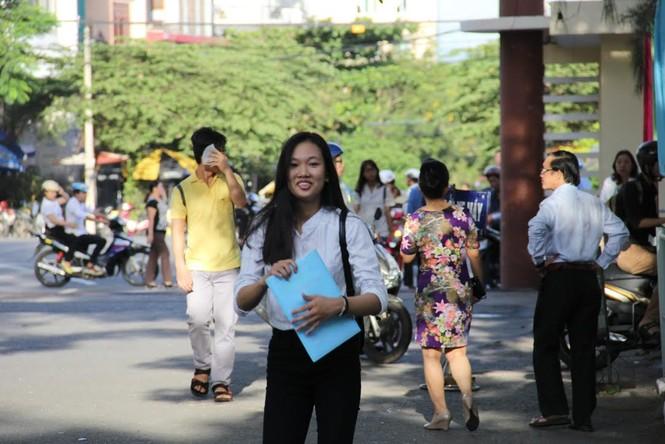 Gia Lai, Đà Nẵng có thí sinh bị đình chỉ thi - ảnh 1
