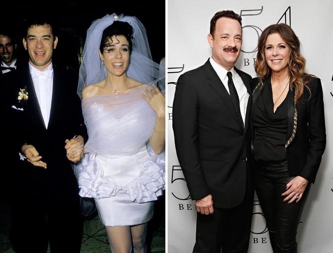 'Điểm danh' những mối tình bền chặt nhất Hollywood - ảnh 8