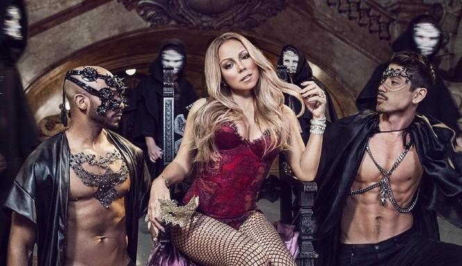 Diva Mariah Carey 46 tuổi vẫn quá trẻ trung gợi cảm - ảnh 3