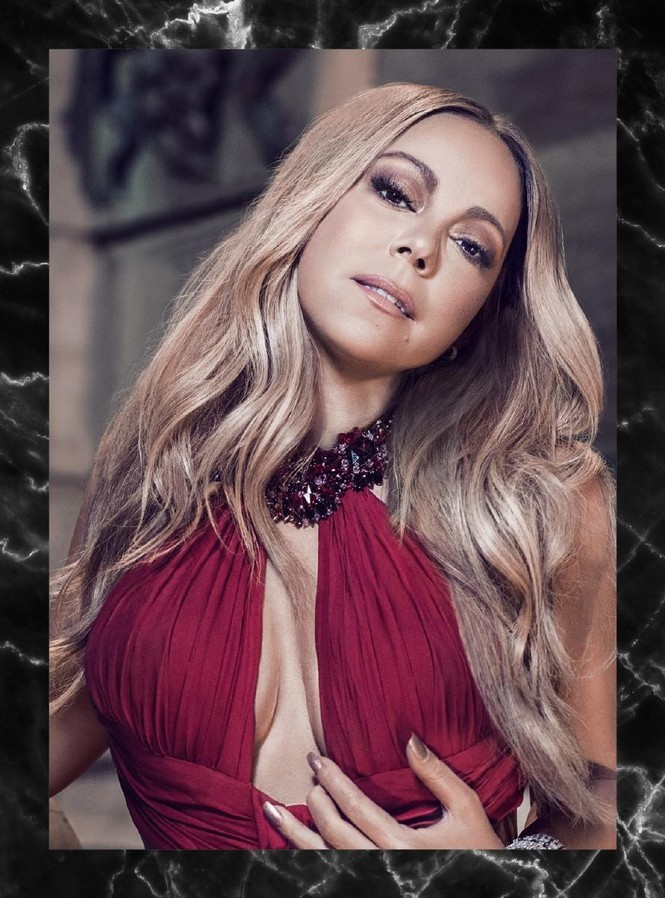 Diva Mariah Carey 46 tuổi vẫn quá trẻ trung gợi cảm - ảnh 5