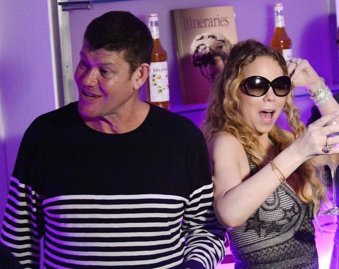 Diva Mariah Carey 46 tuổi vẫn quá trẻ trung gợi cảm - ảnh 10
