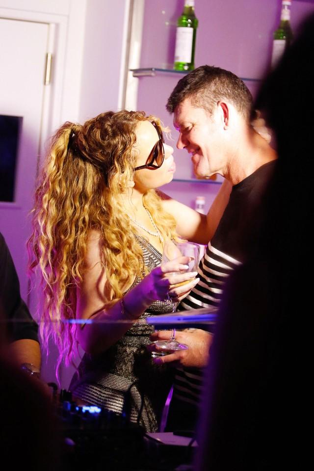 Diva Mariah Carey 46 tuổi vẫn quá trẻ trung gợi cảm - ảnh 9