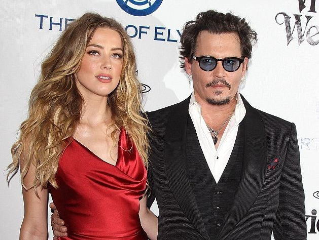 Johnny Depp, Angelina Jolie, Amber Heard - ảnh 4