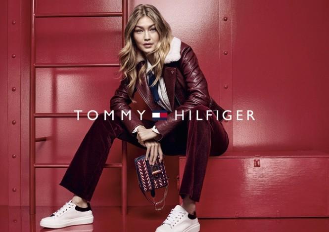 Gigi Hadid, Tommy Hilfiger - ảnh 4