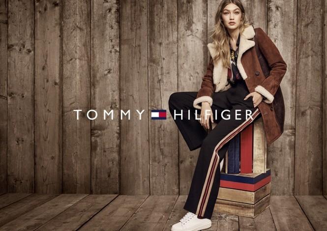 Gigi Hadid, Tommy Hilfiger - ảnh 8