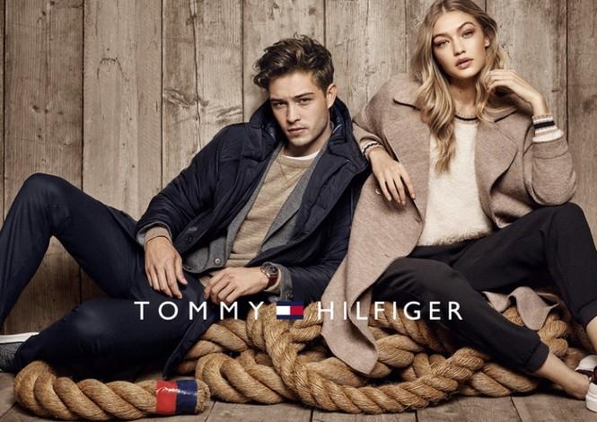 Gigi Hadid, Tommy Hilfiger - ảnh 7