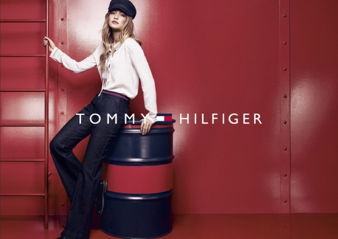 Gigi Hadid, Tommy Hilfiger - ảnh 5