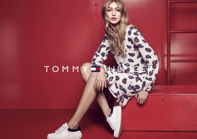 Gigi Hadid, Tommy Hilfiger - ảnh 3