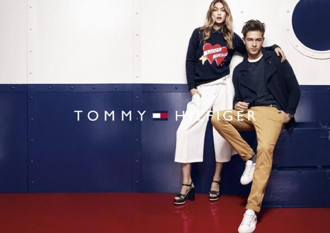 Gigi Hadid, Tommy Hilfiger - ảnh 6