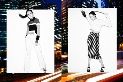 Địch Lệ Nhiệt Ba, fashionista  - ảnh 8
