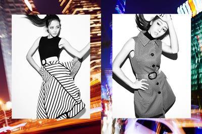 Địch Lệ Nhiệt Ba, fashionista  - ảnh 7