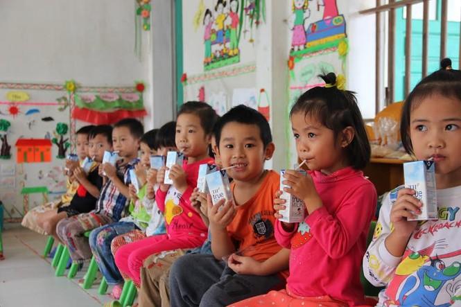Doanh nhân Lê Văn Kiểm nói gì về việc ủng hộ 25 tỷ cho sữa học đường? - ảnh 1