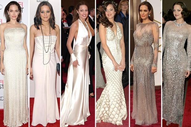 Angelina Jolie,Brad Pitt, La Vie en Rose, Hollywood - ảnh 4