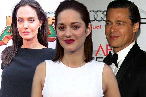 Angelina Jolie,Brad Pitt, La Vie en Rose, Hollywood - ảnh 1