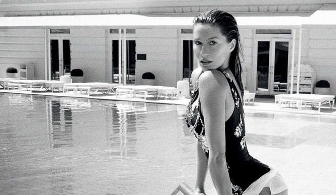 siêu mẫu,tạp chí,Vogue,chân dài,bộ ảnh,hoàn hảo,khoe dáng,đắt giá, Gisele Bundchen, mỹ nhân xứ Samba - ảnh 1