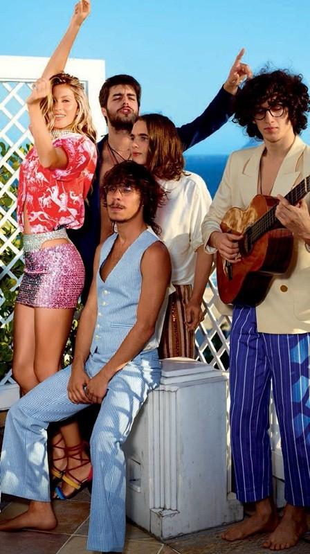 siêu mẫu,tạp chí,Vogue,chân dài,bộ ảnh,hoàn hảo,khoe dáng,đắt giá, Gisele Bundchen, mỹ nhân xứ Samba - ảnh 7