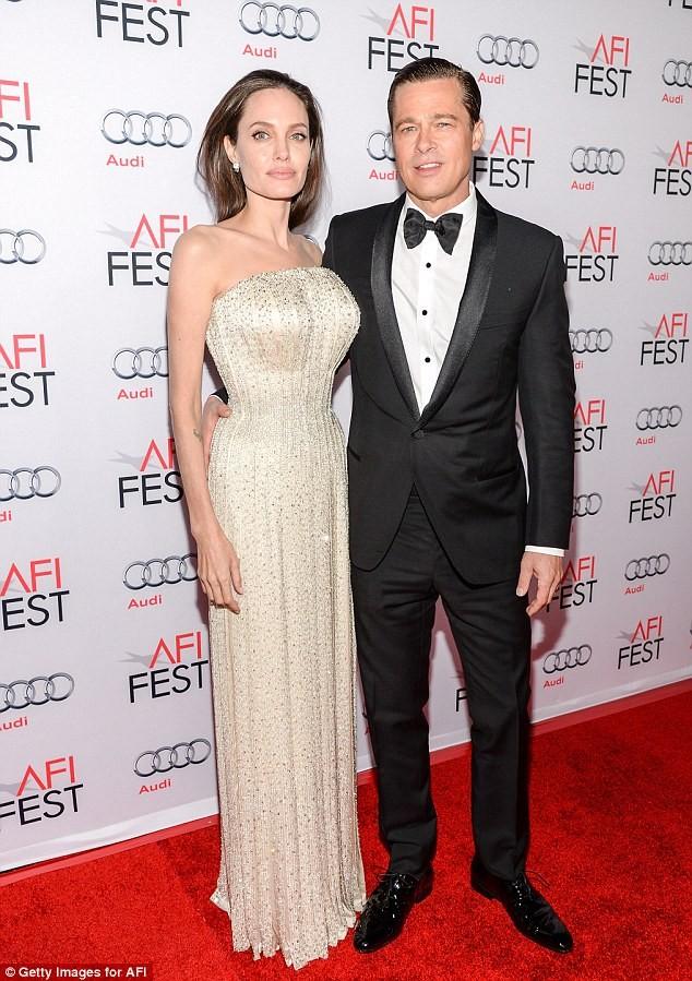 phim,bộ phim,fan,xuất hiện,giải thưởng,Oscar,Angelina Jolie,Brad Pitt, Allied, Marion Cotillard, Angie, Brangelina - ảnh 4