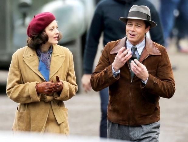 phim,bộ phim,fan,xuất hiện,giải thưởng,Oscar,Angelina Jolie,Brad Pitt, Allied, Marion Cotillard, Angie, Brangelina - ảnh 1