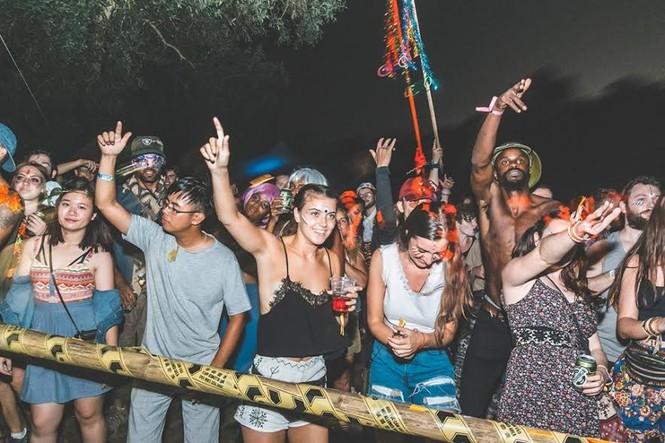 Sôi động với lễ hội âm nhạc trong rừng tại Ba Vì - ảnh 6