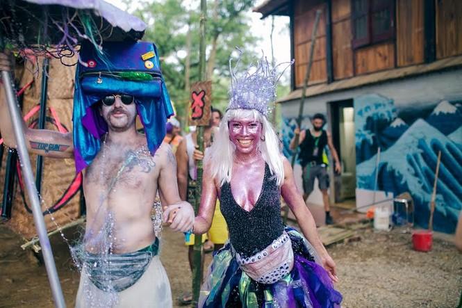 Sôi động với lễ hội âm nhạc trong rừng tại Ba Vì - ảnh 3