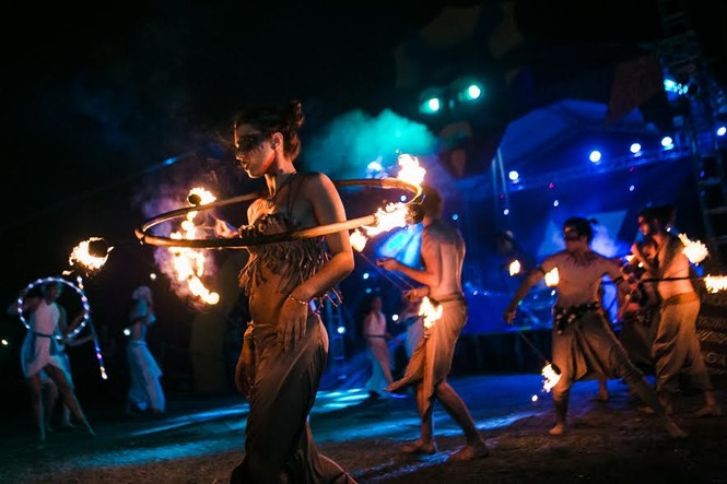 Sôi động với lễ hội âm nhạc trong rừng tại Ba Vì - ảnh 4