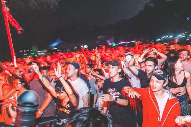 Sôi động với lễ hội âm nhạc trong rừng tại Ba Vì - ảnh 5