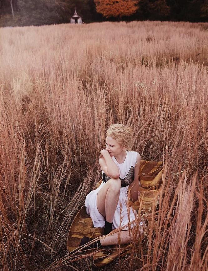 người đẹp,trang phục,vẻ đẹp,quyến rũ,phong cách,tạp chí,Vogue,gợi cảm, Nicole Kidman, Tom Cruise - ảnh 6