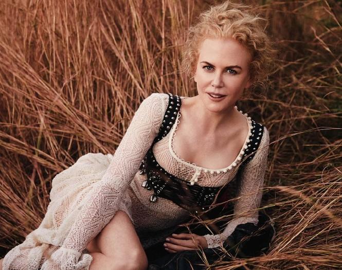 người đẹp,trang phục,vẻ đẹp,quyến rũ,phong cách,tạp chí,Vogue,gợi cảm, Nicole Kidman, Tom Cruise - ảnh 1