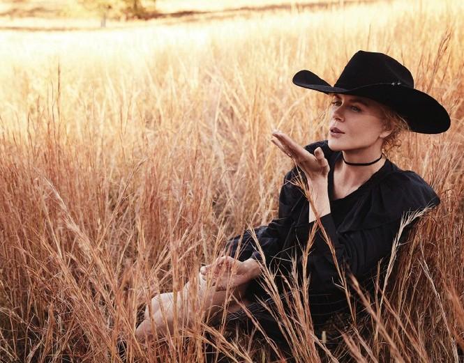 người đẹp,trang phục,vẻ đẹp,quyến rũ,phong cách,tạp chí,Vogue,gợi cảm, Nicole Kidman, Tom Cruise - ảnh 7