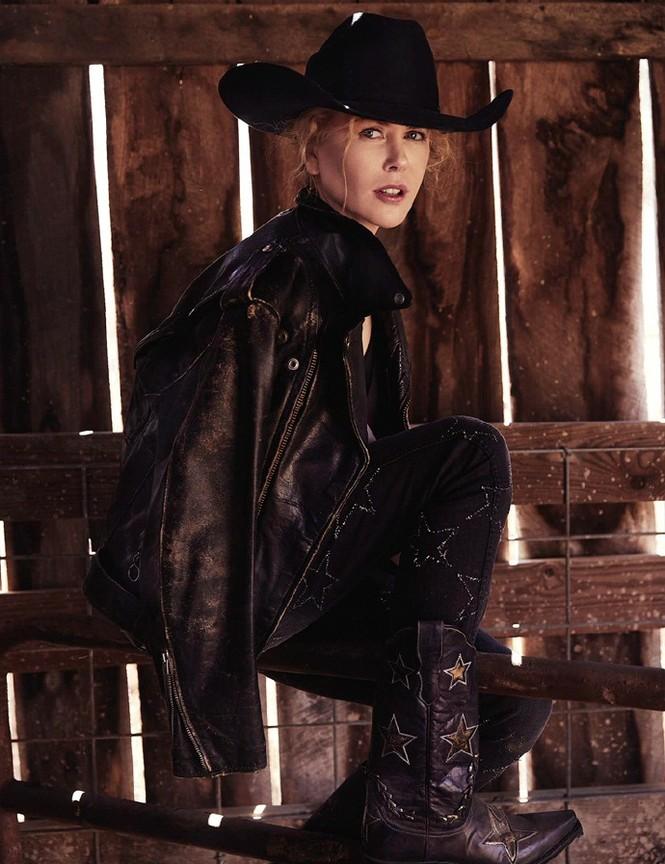 người đẹp,trang phục,vẻ đẹp,quyến rũ,phong cách,tạp chí,Vogue,gợi cảm, Nicole Kidman, Tom Cruise - ảnh 8