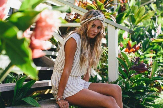 người mẫu,người đẹp,vẻ đẹp,váy,tạp chí,hãng thời trang,bikini,chiều cao, Bryana Holly - ảnh 10