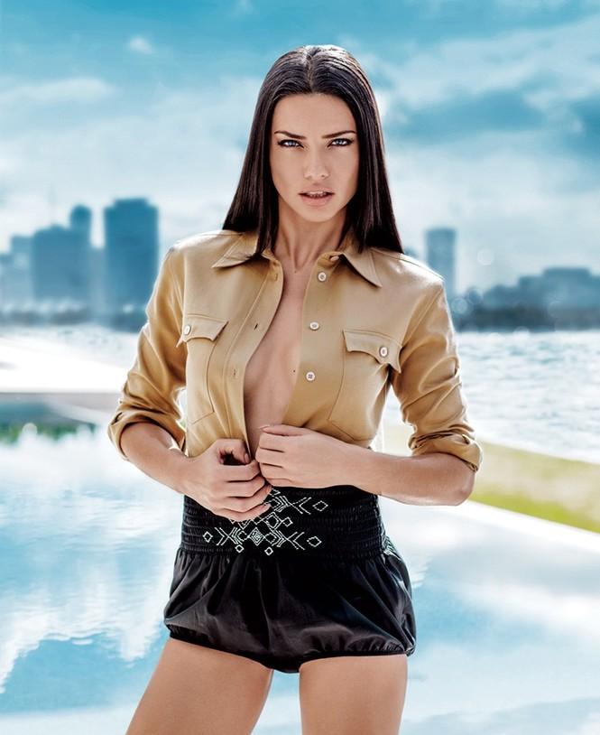 Adriana Lima muốn diễn nội y cho Victoria's Secret đến năm 40 tuổi - ảnh 2