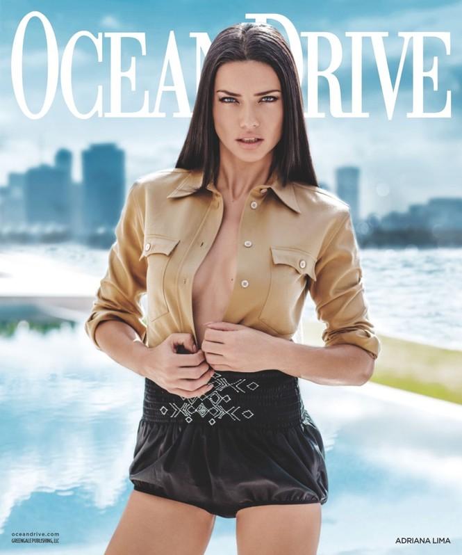 Adriana Lima muốn diễn nội y cho Victoria's Secret đến năm 40 tuổi - ảnh 9