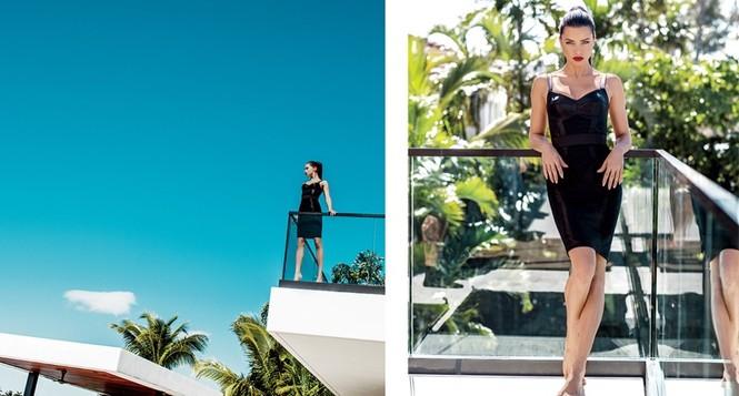 Adriana Lima muốn diễn nội y cho Victoria's Secret đến năm 40 tuổi - ảnh 6