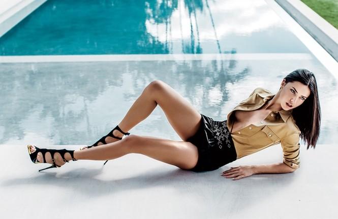 Adriana Lima muốn diễn nội y cho Victoria's Secret đến năm 40 tuổi - ảnh 1